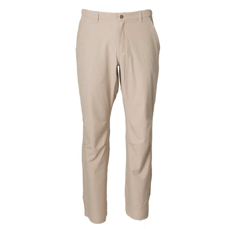 Banded Stretchable Swag Pant in Khaki Color