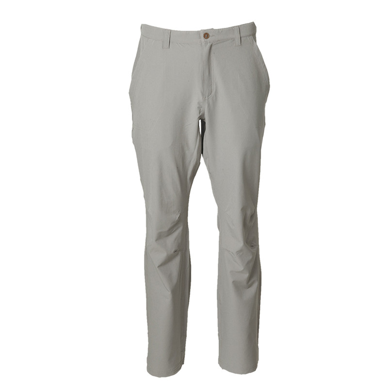 Banded Stretchable Swag Pant in Smoke Color