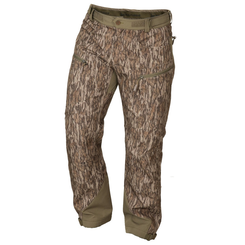 Banded Utility 2.0 Soft-Shell Pant in Mossy Oak Bottomland Color