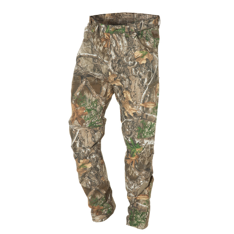 Banded Cotton Hunting Pants in Realtree Edge Color