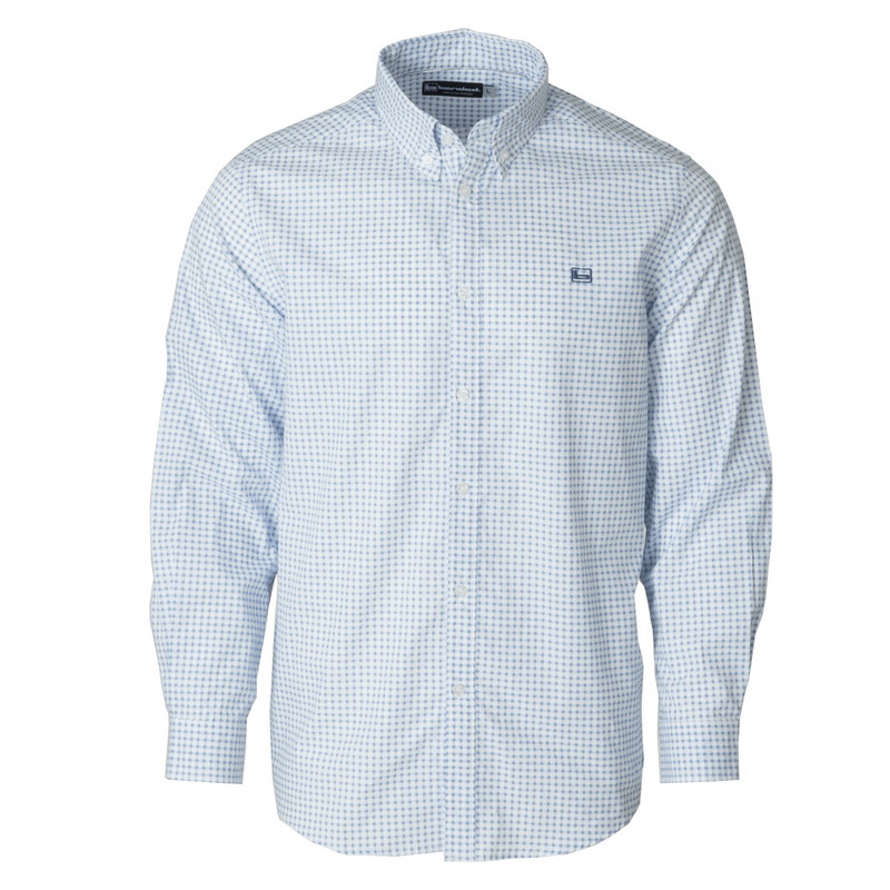 Banded The Curtis Dress Shirt in Royal Blue Color