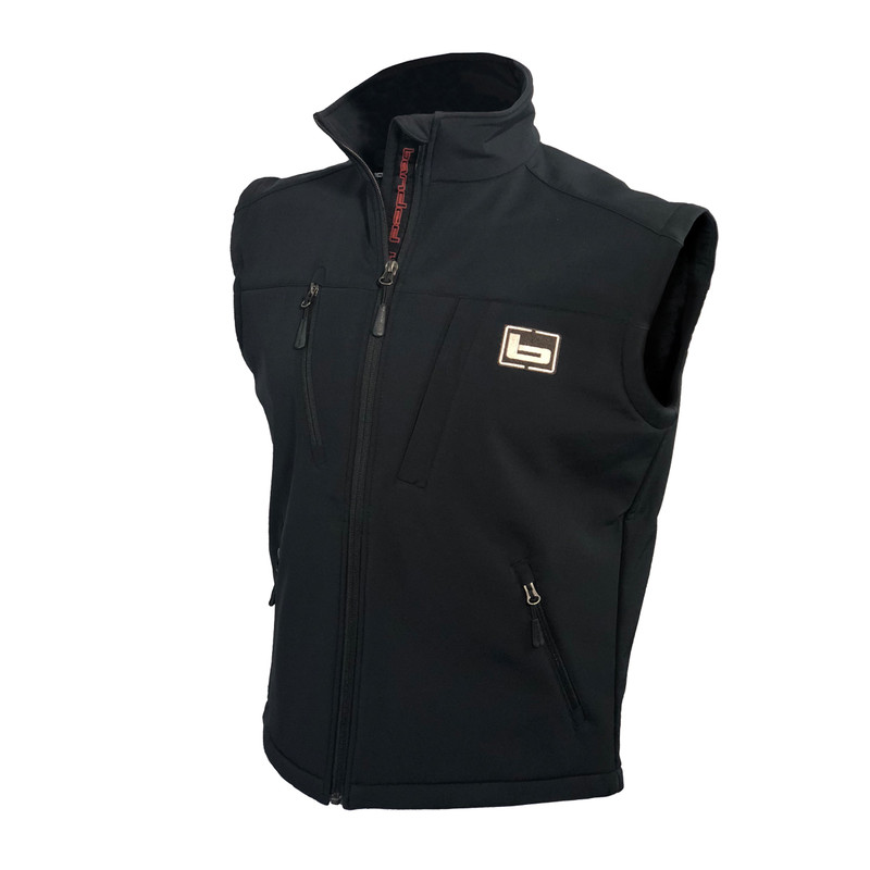 Banded Utility 2.0 Vest in Black Color