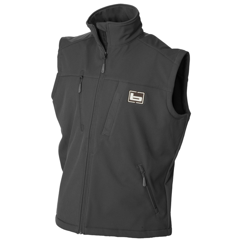 Banded Utility 2.0 Vest in Charcoal Color