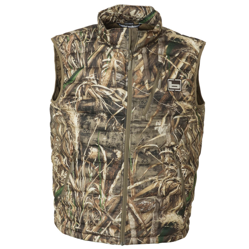 Banded Nano Ultra Light Down Vest in Realtree Max 5 Color