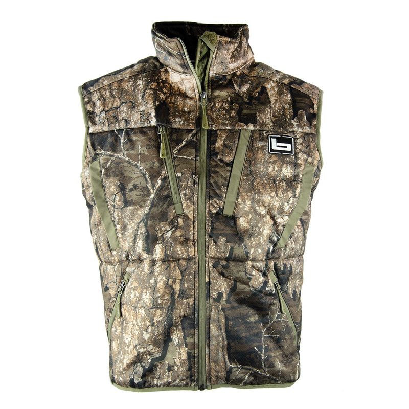 Banded Swift Soft Shell Vest in Realtree Timber Color