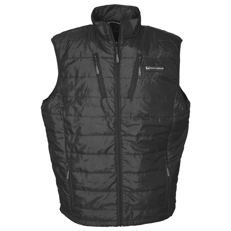 Banded H.E.A.T. Insulated Liner Vest in Black Color
