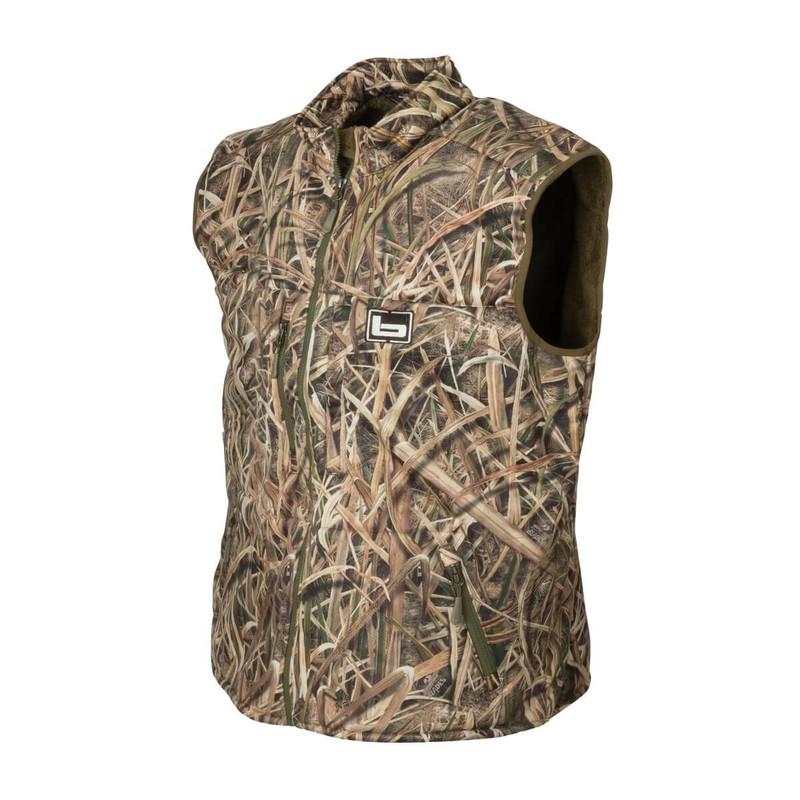 Banded Atchafalaya Vest