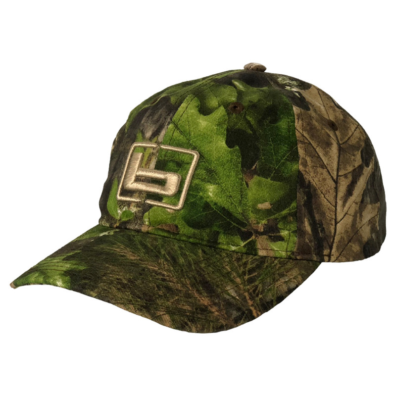Banded Cotton Cap in Mossy Oak Obsession Color