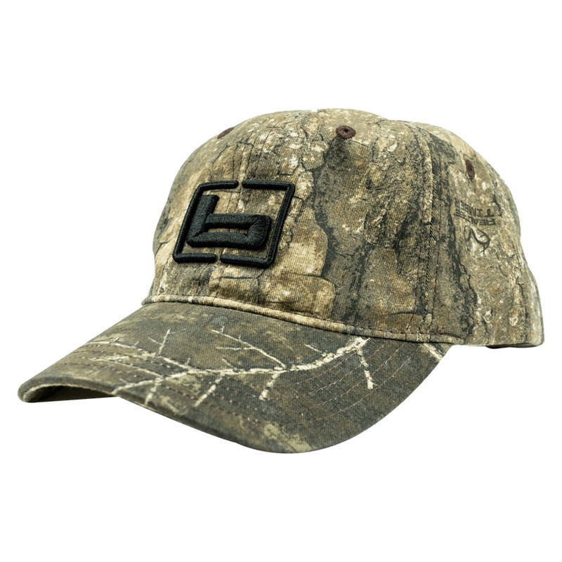 Banded Cotton Cap in Realtree Timber Color