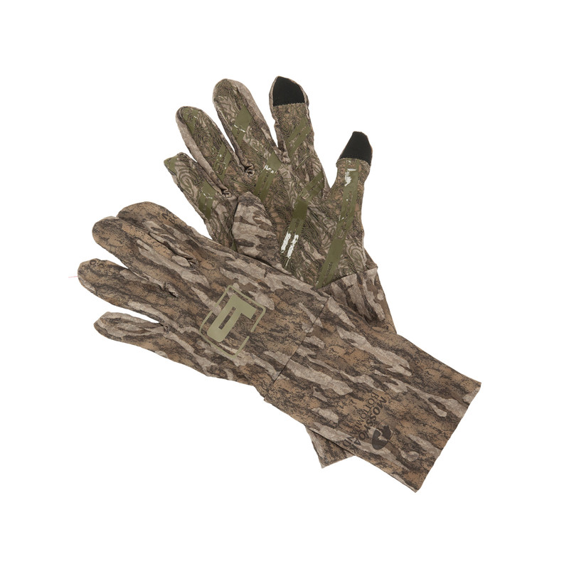 Banded Early Season Gloves in Mossy Oak Bottomland Color