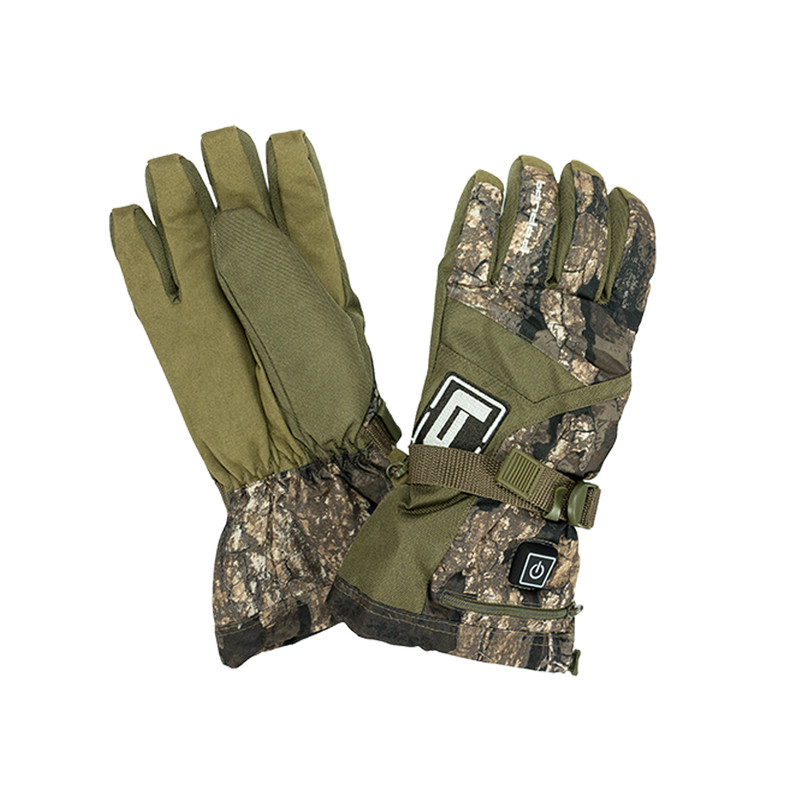 Banded H.E.A.T. Insulated Glove in Realtree Timber Color