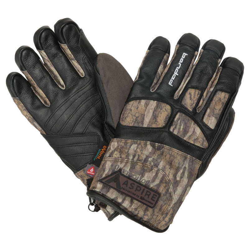 Banded Aspire Catalyst Glove in Mossy Oak Bottomland Color