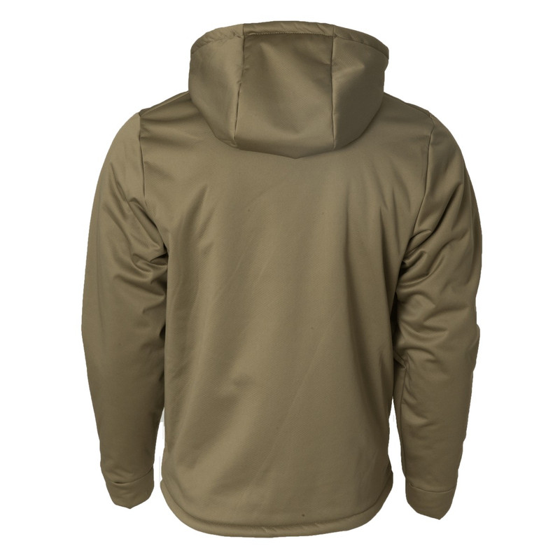 Banded Atchafalaya Hoodie in Spanish Moss Color