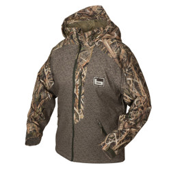 Banded Tule Lake Full Zip Jacket