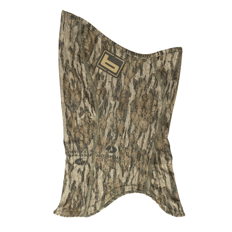 The Contour Neck Gaiter in Mossy Oak Bottomland Color