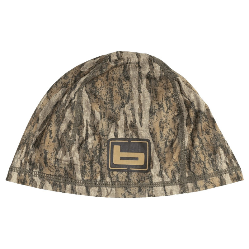 Banded Ultra Light Beanie in Mossy Oak Bottomland Color