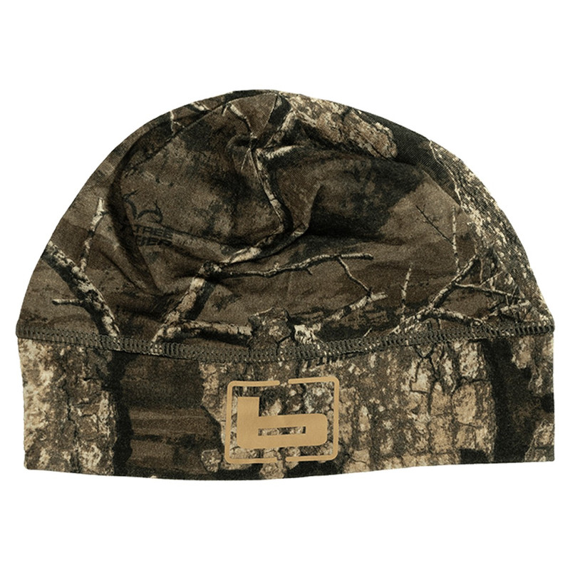 Banded Gear Base Wool Camo Beanie in Realtree Timber Color