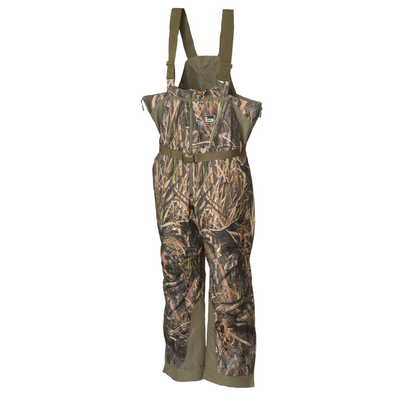Banded Squaw Creek Insulated Bib in Mossy Oak Blades Habitat Color