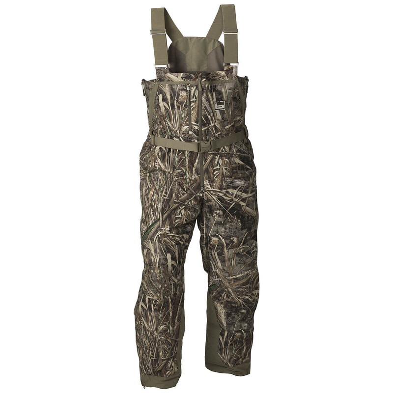 Banded Squaw Creek Insulated Bib in Realtree Max 5 Color