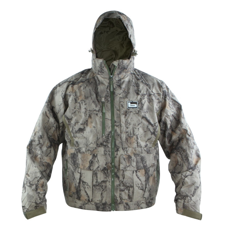 Banded White River 3-In-1 Wader Jacket in Natural Gear Color