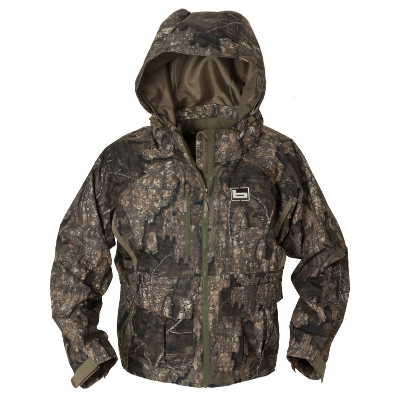 Banded White River 3-In-1 Wader Jacket in Realtree Timber Color