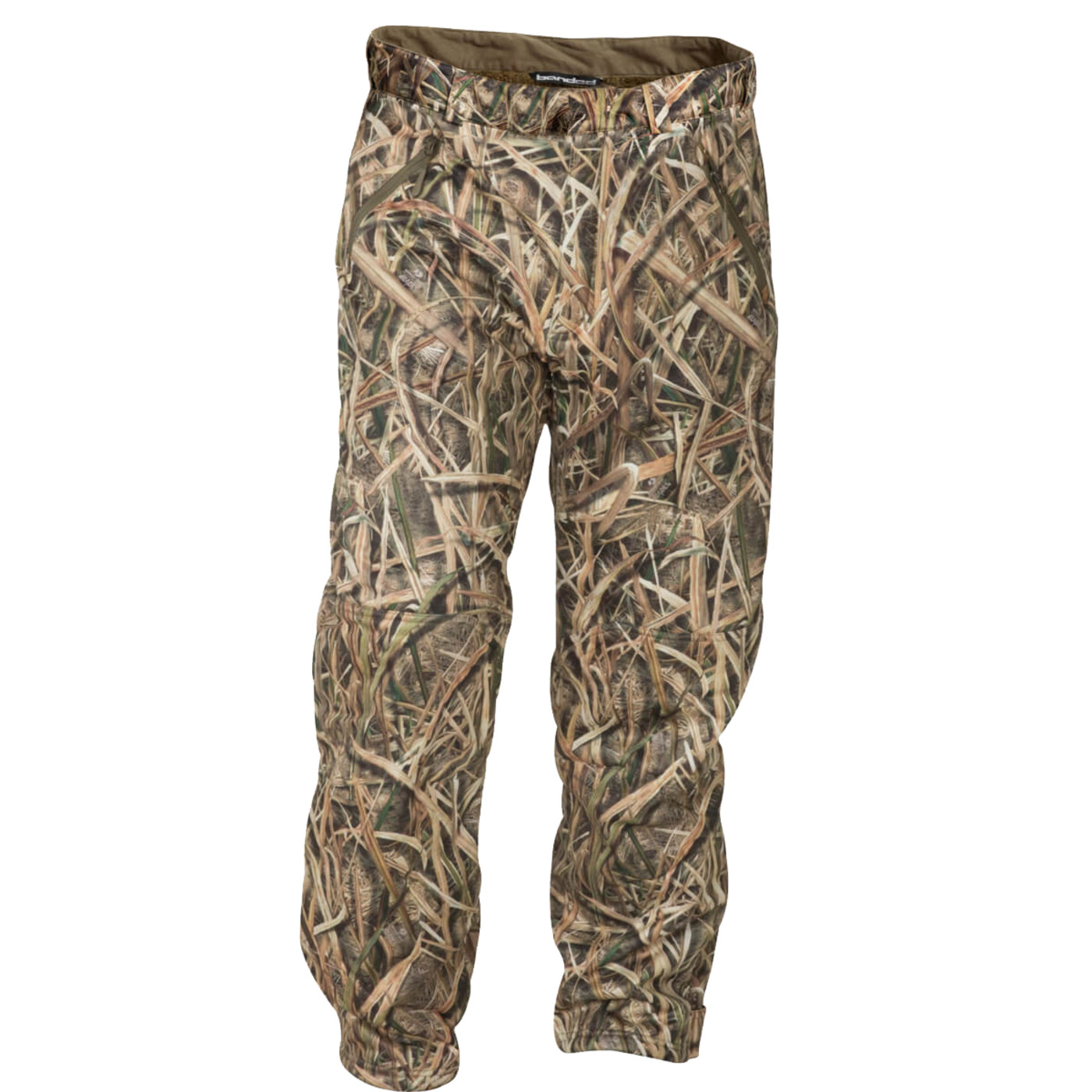 Banded White River Wader Pants in Mossy Oak Shadow Grass Blades Color