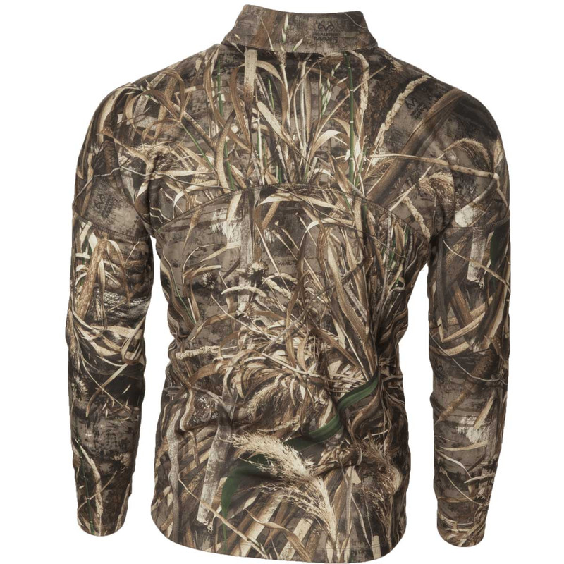 Banded Women's Tec Stalker Quarter Zip Pullover in Realtree Max 5 Color