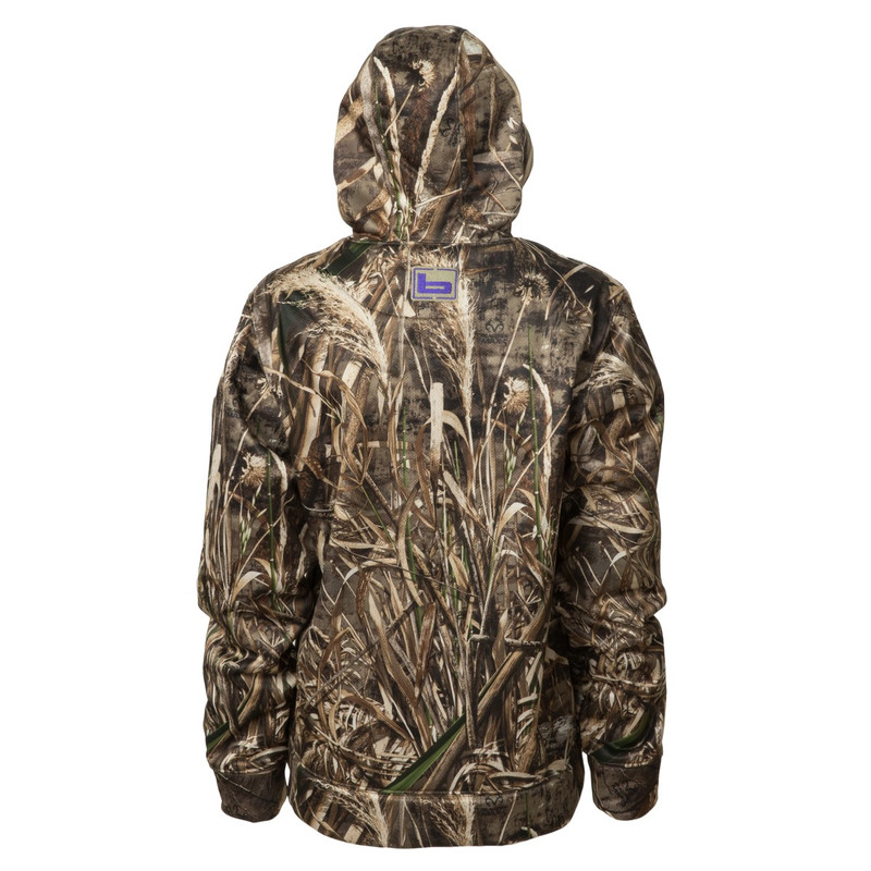 Banded Women's Atchafalaya Hoodie in Realtree Max 5 Color