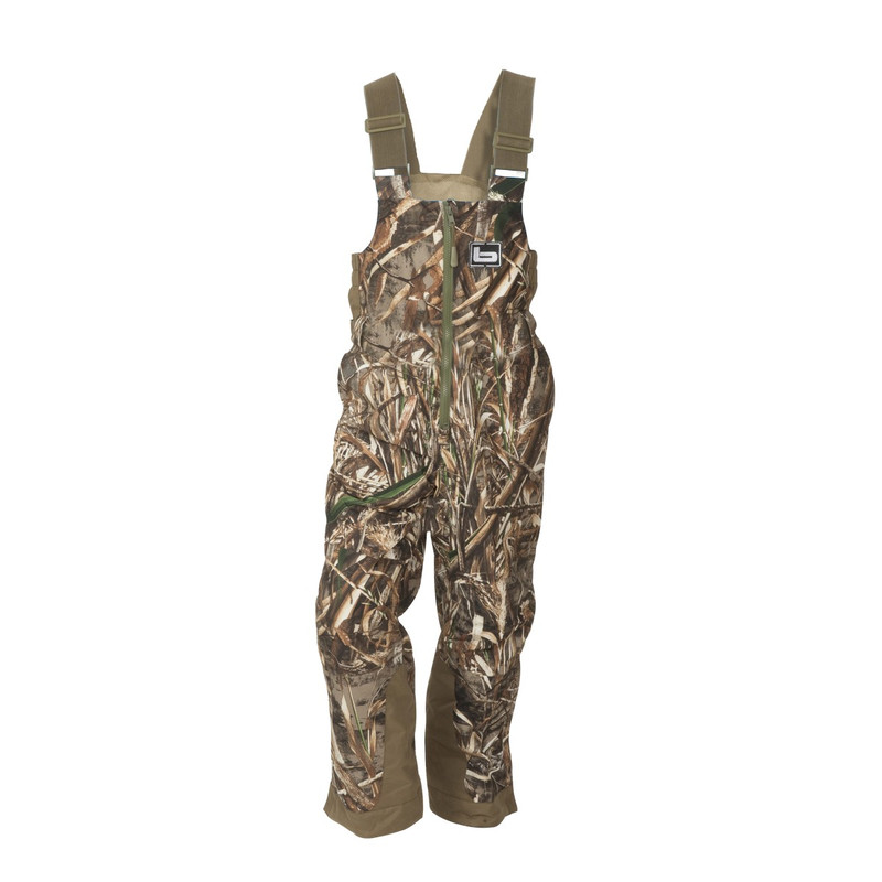 Banded Youth Squaw Creek Insulated Bib in Realtree Max 5 Color