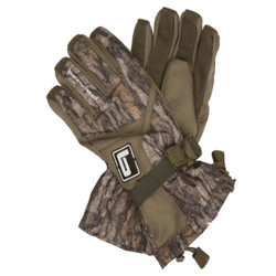 Banded Youth White River Gloves