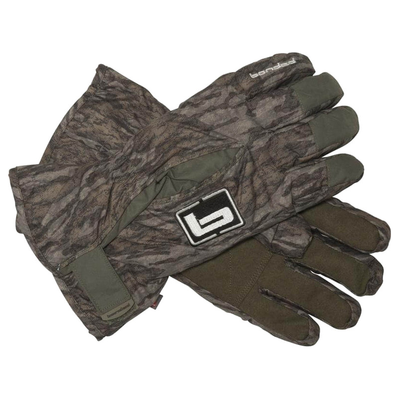 Banded Men's Squaw Creek Gloves in Mossy Oak Bottomland Color