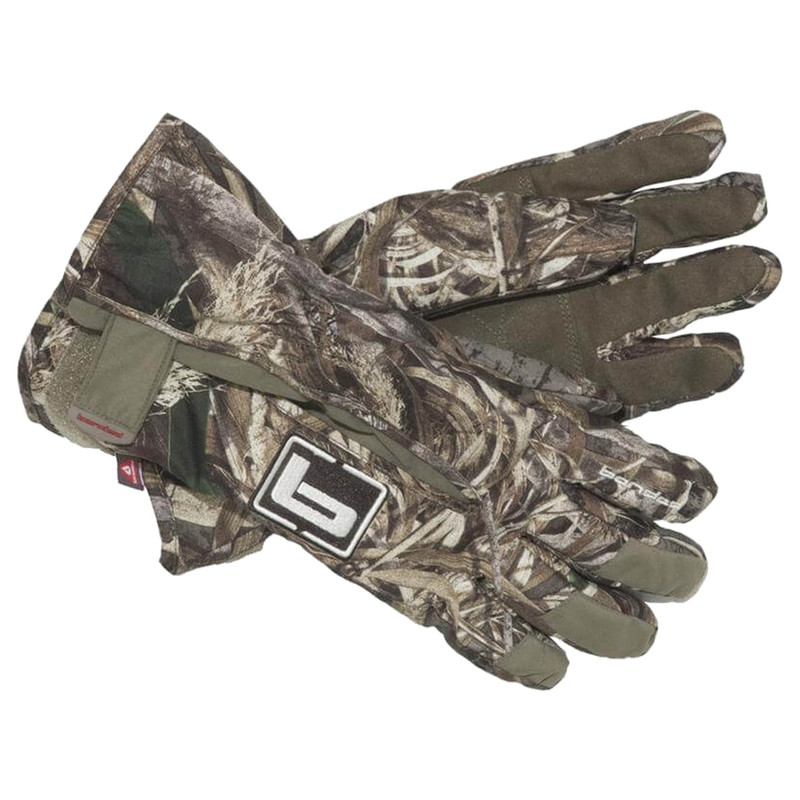 Banded Men's Squaw Creek Gloves in Realtree Max 5 Color