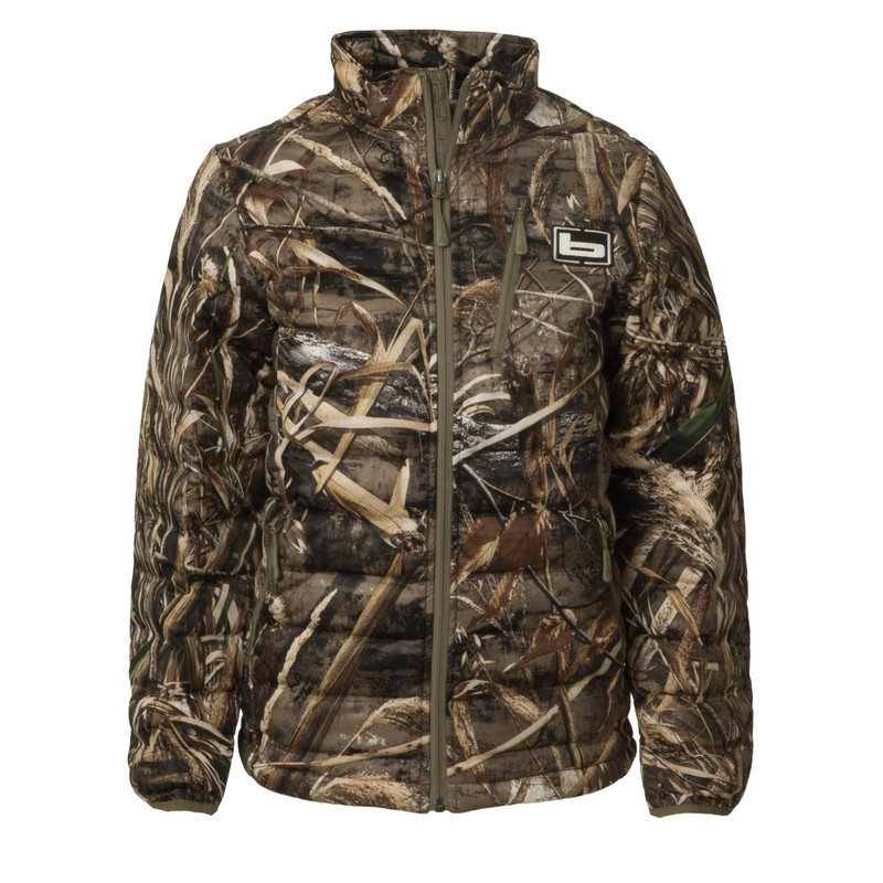 Banded Youth Nano Ultra Light Down Jacket in Realtree Max 5 Color