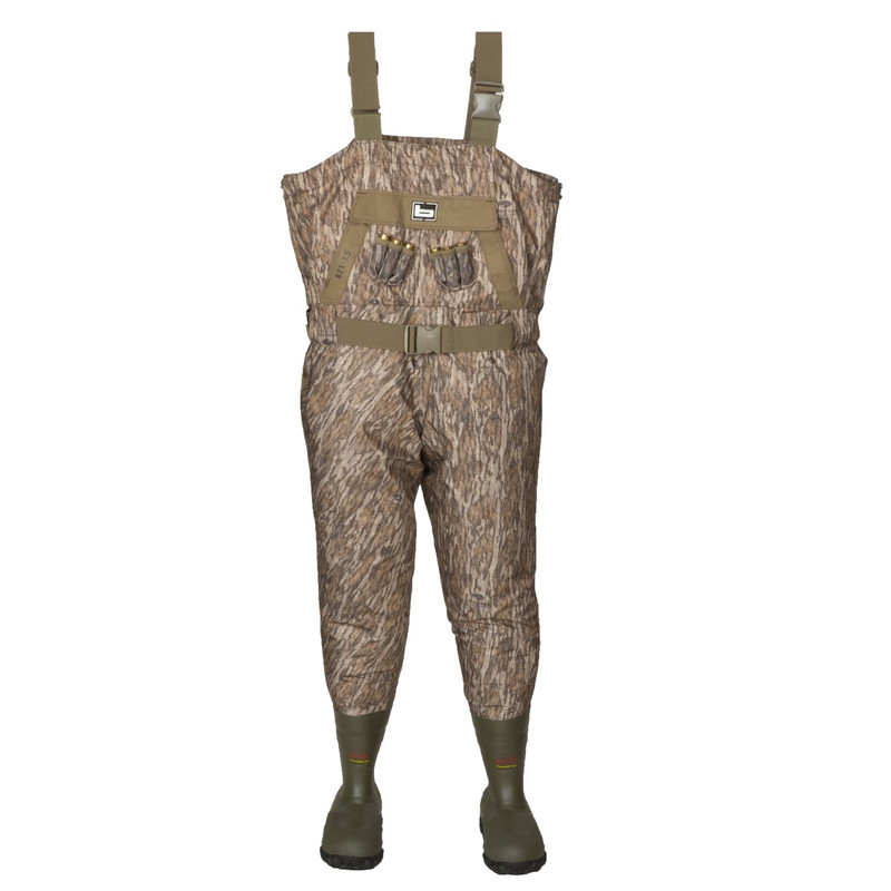 Banded RZ-X 1.5 Micro Teen Breathable Insulated Wader in Mossy Oak Bottomland Color