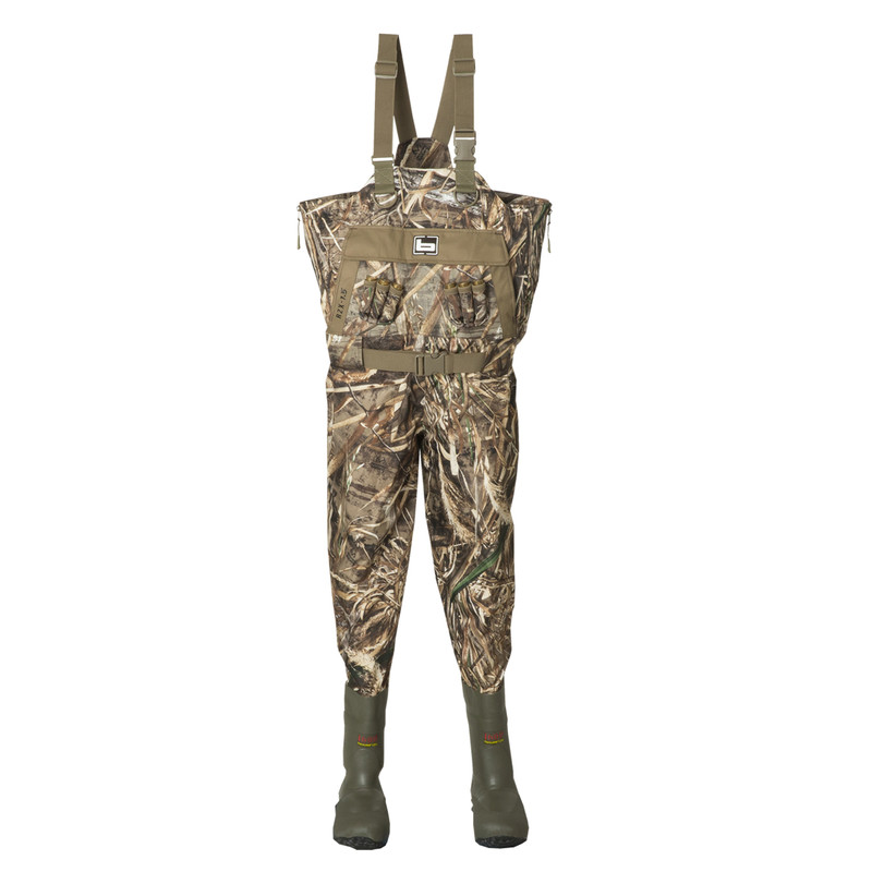 Banded Youth 1.5 Breathable Insulated Wader in Realtree Max 5 Color