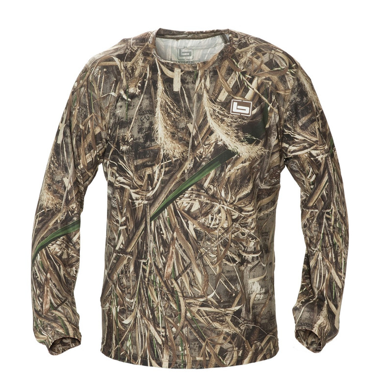 Banded Youth Tec Stalker Mock Neck in Realtree Max 5 Color