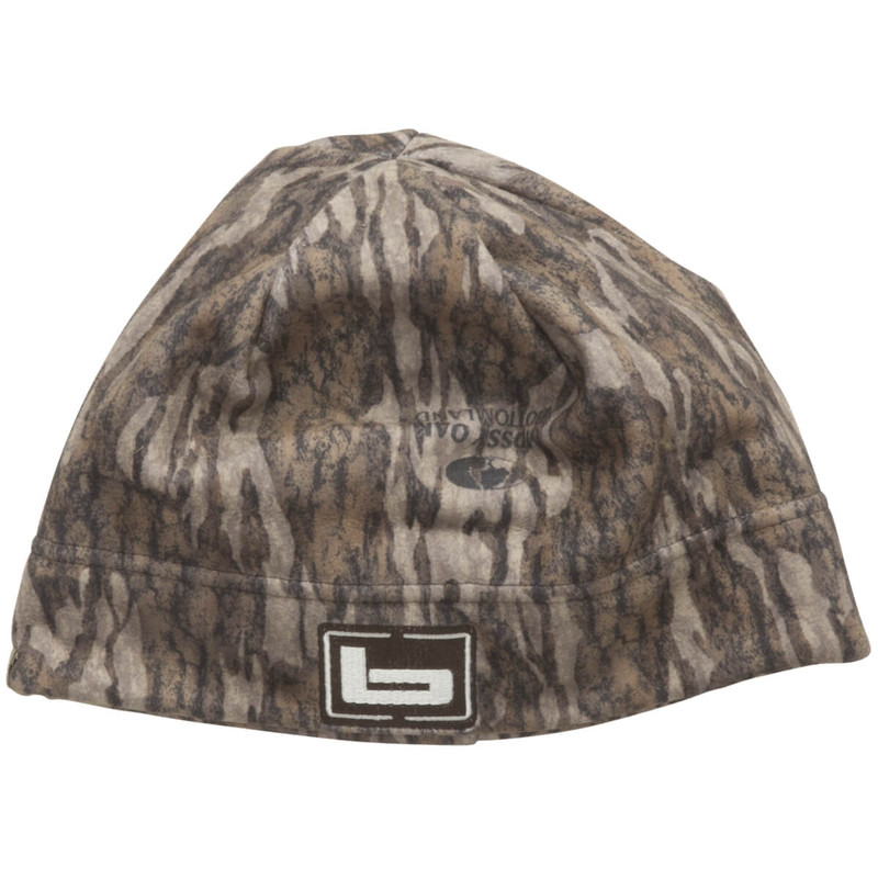 Banded UFS Fleece Beanie in Mossy Oak Bottomland Color