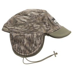 Banded Atchafalaya Soft Shell Brimmed Beanie
