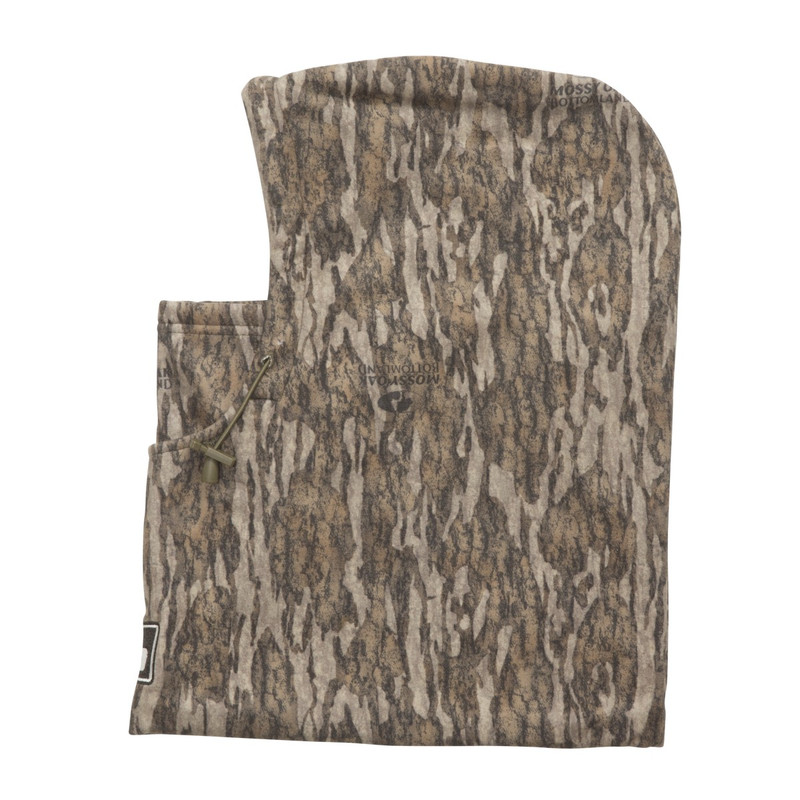 Banded Extreme Weather Fleece Hood in Mossy Oak Bottomland Color