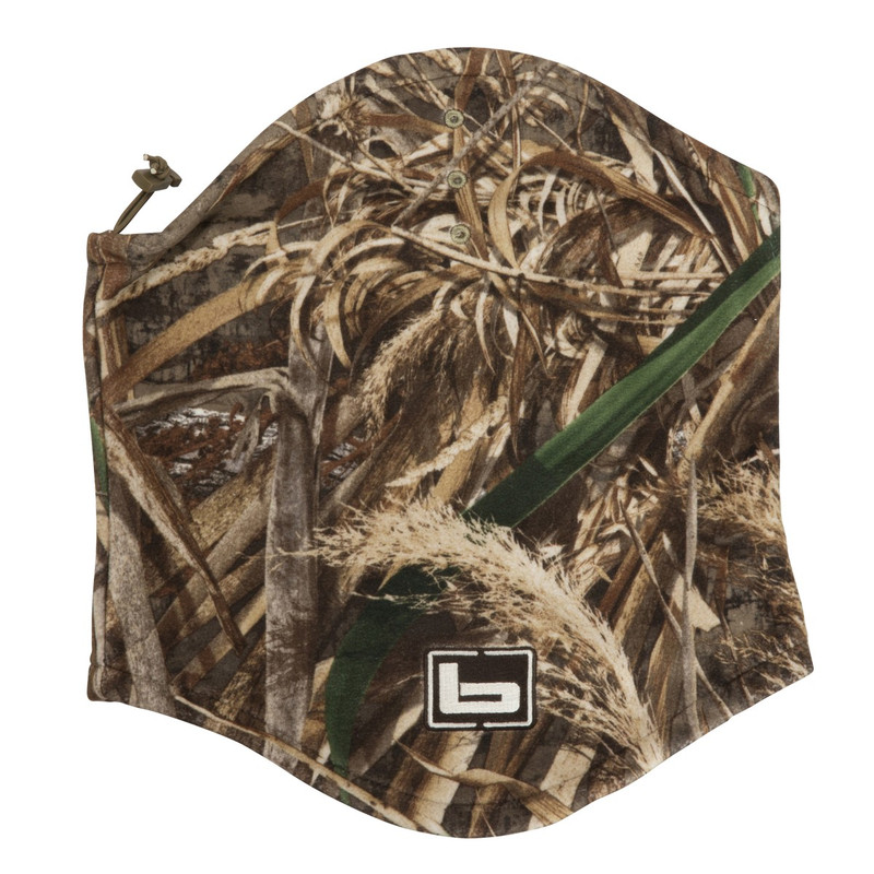 Banded UFS Fleece Neck Gaiter in Realtree Max 5 Color