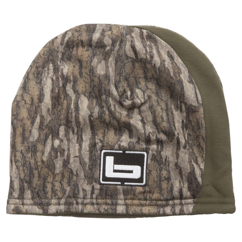 Banded Hailstone Beanie in Mossy Oak Bottomland Color