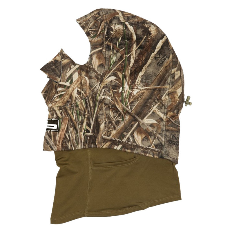 Banded Deluxe Fleece Face Mask in Realtree Max 5 Color