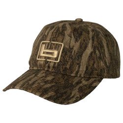 Banded Camo Cotton Cap - Mossy Oak Bottomland