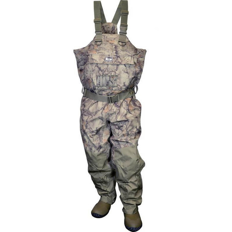 Banded Redzone Breathable Insulated Waders in Natural Gear Color