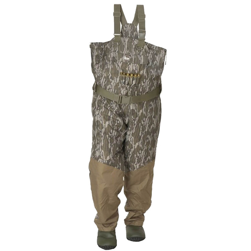 Banded Redzone Breathable Insulated Waders in Original Mossy Oak Bottomland Color