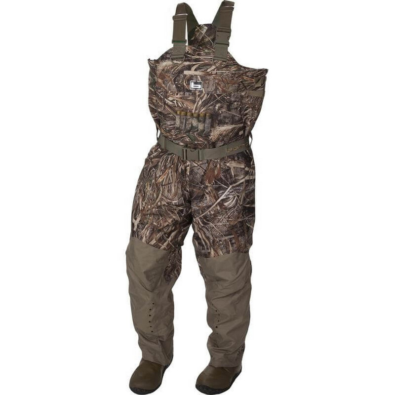 Banded Redzone Breathable Insulated Waders in Realtree Max 5 Color