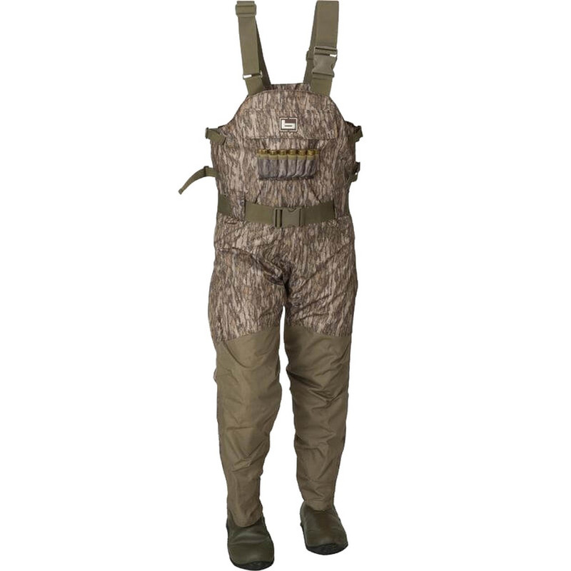 Banded Womens and Youth Breathable Insulated Wader in Mossy Oak Bottomland Color
