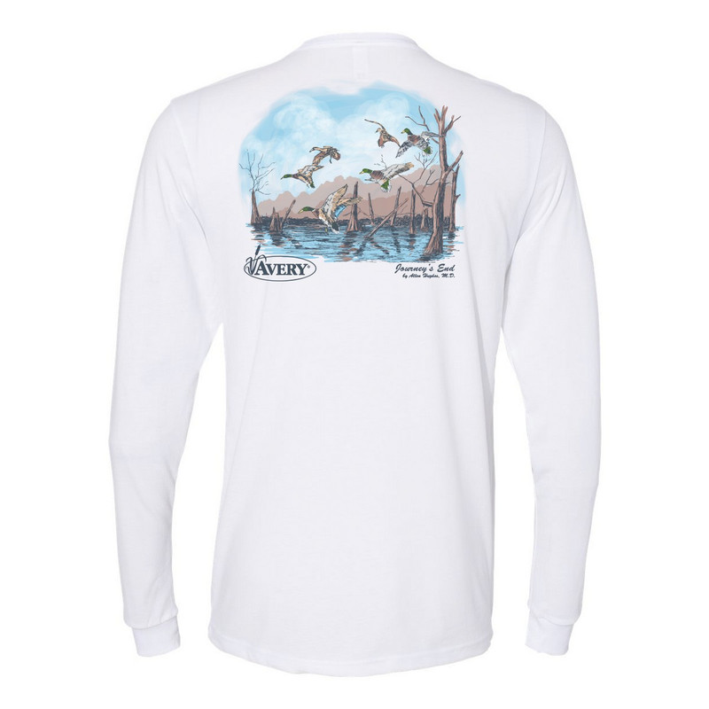 Banded Journeys End Remastered Long Sleeve Tee