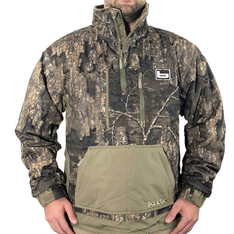 Banded Chesapeake Pullover in Realtree Timber Color