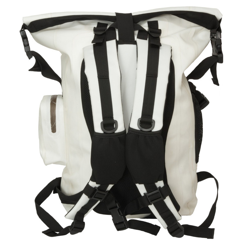 Banded Tough Mudder Snow Goose Backpack in White Color
